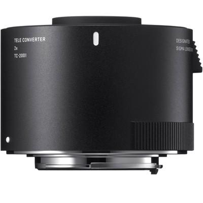 Sigma Telekonverter 2,0xTC-2001 für Canon EF