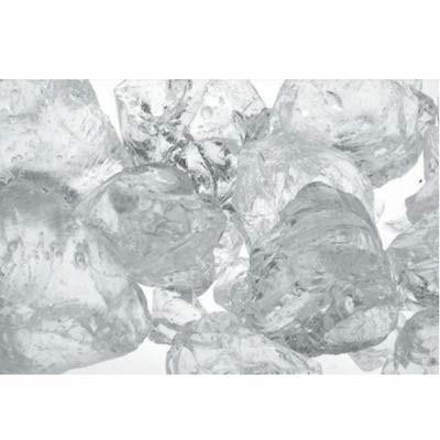 B.I.G. Deko-Eisbrocken aus Glas 25-30mm, 1000ml