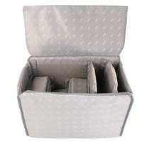 kalahari BI-XL Tascheneinsatz für Kameras, Gr. XL