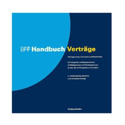 Buch: BFF - Handbuch Verträge