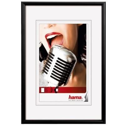 "Hama Alu-Rahmen ""Chicago"" DIN A4, schwarz"