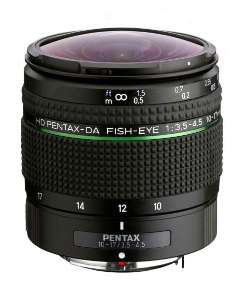 Pentax Pentax HD DA 3,5-4,5/10-17mm ED Fish-Eye