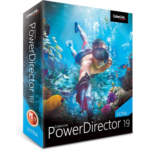 Cyberlink PowerDirector19 Ultra
