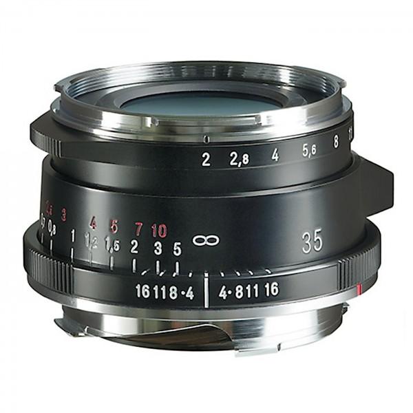 Voigtländer Ultron 2,0/35 mm asph. VM II, schwarz