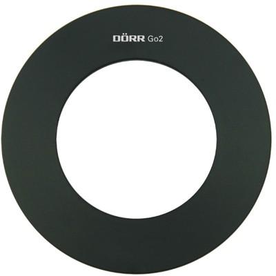 Dörr GO2-System Metall Adapterring 72mm