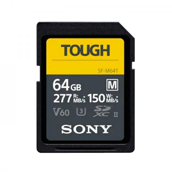 Sony SDXC SF-M Tough Class 10 UHS-II U3 64 GB