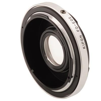 B.I.G. Objektivadapter Canon FD an Canon EF