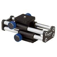 Novoflex Einstellschlitten CASTEL-MINI 130mm