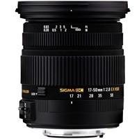 Sigma 2,8/17-50 EX DC OS HSM für Canon EF