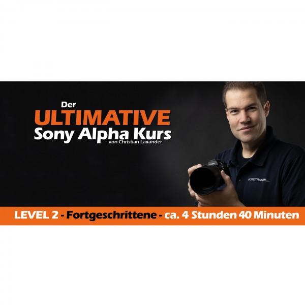 Der ULTIMATIVE Sony Alpha Kurs LEVEL 2