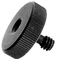 Geräteschraube: Zapfen 1/4'' x 8mm /Bohrung 1/4 ''
