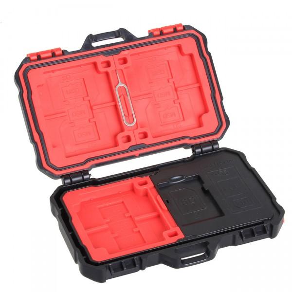 Bilora 2in1 Card Reader + Safe USB 3.0 TravelSafe