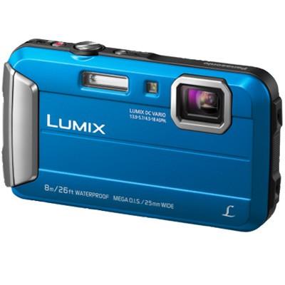 Panasonic Lumix DMC-FT30, blau