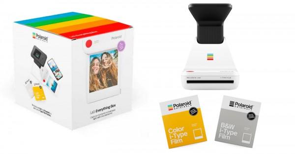 Polaroid Lab Everything Box