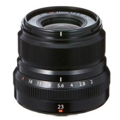 Fuji FUJINON XF 2/23mm R WR, schwarz