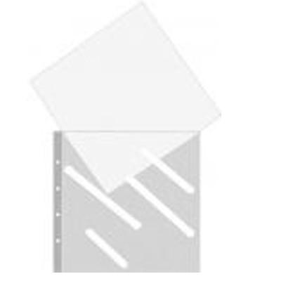 Klarsichthüllen Ilford 38x38cm, 10 St., weiß