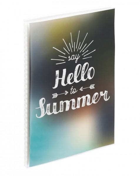 Einsteckalbum Sommerurlaub für 24 Fotos 10x15