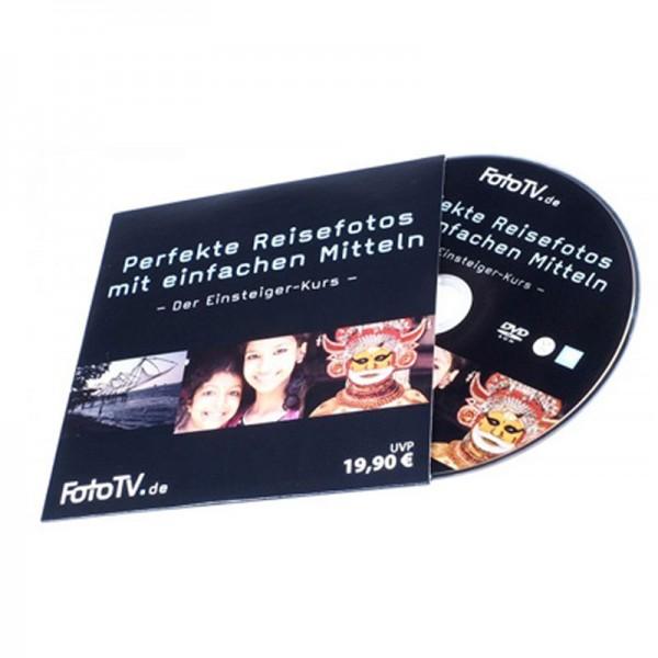 "DVD von FotoTV ""Perfekte Reisefotos"""