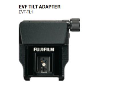 Fuji Winkel Adapter EVF-TL1