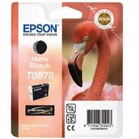 Epson Tinte T0878 matte black für R1900