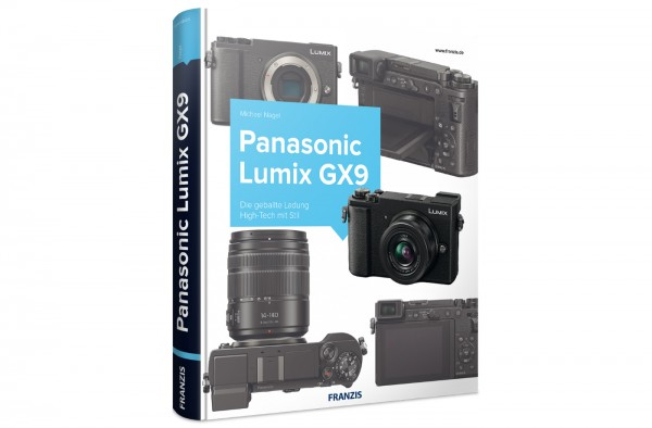 Buch: Panasonic LUMIX GX9 - Das Kamerabuch