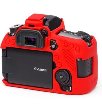 easyCover für Canon 80D, rot