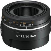 Sony Objektiv SAL 1,8/50 SAM DT