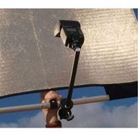 Sun - Bounce Flash-Bracket Blitzhalter ausziehbar