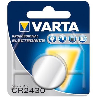 Lithium Batterie CR 2430 3V