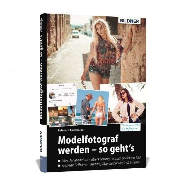 Buch: Modelfotograf werden - so geht´s