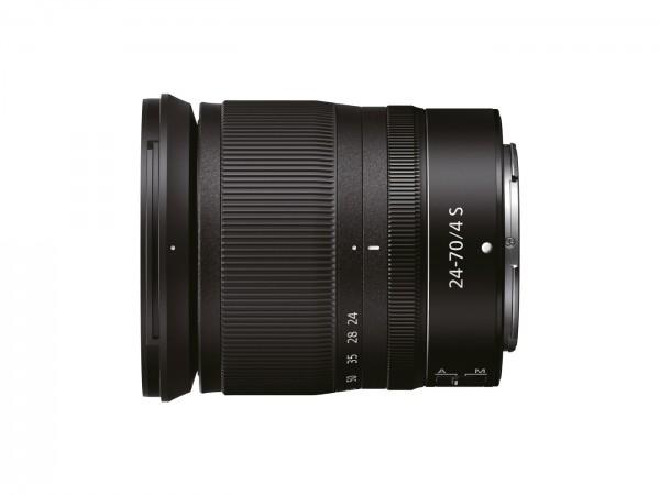Nikon NIKKOR Z 4/24-70 mm S