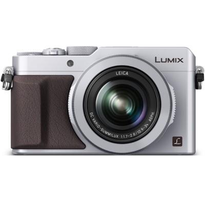 Panasonic Lumix DMC-LX100, silber