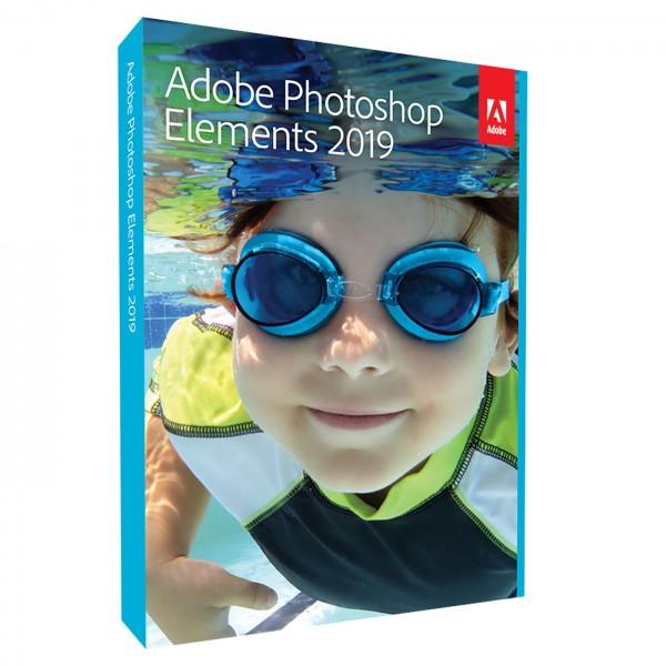 Adobe Photoshop Elements 2019 Mac/Win Vollversion