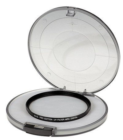 B.I.G. Pro Edition UV Filter MRC Digital 82 mm