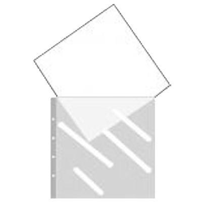 Klarsichthüllen PP 30x32cm, 10 St., weiß