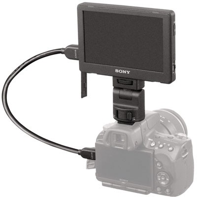 Sony LCD-Monitor CLM-V55