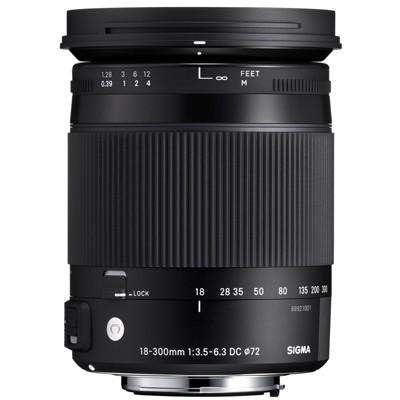 "Sigma 3,5-6,3/18-300 DC Makro OS HSM ""C"" f. Canon"