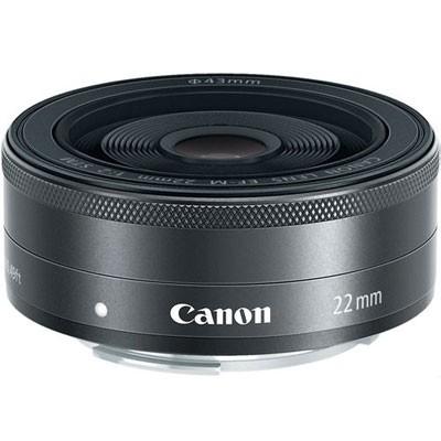 Canon EF-M 2,0/22mm STM Pancake