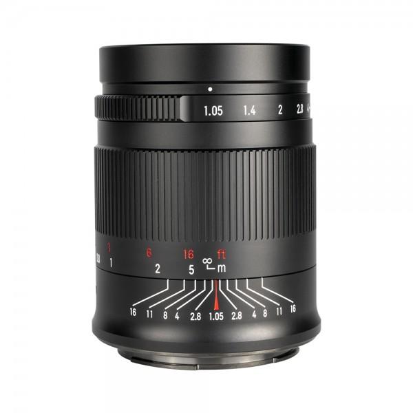7Artisans 50mm f/1,05 für Nikon Z