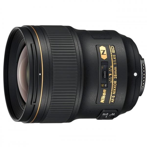 Nikon AF-S NIKKOR 1,4/28mm E ED
