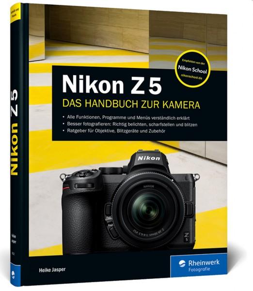 Buch: Nikon Z5, Das Handbuch zur Kamera