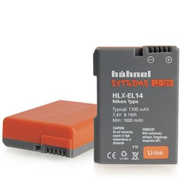 Hähnel EXTREME HLX-EL14 1100mAh Typ NikonEN-EL14