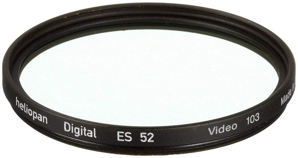 Heliopan Video 103 Infrarot-Sperrfilter 67mm