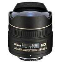 Nikon AF-DX Fisheye Nikkor 2,8/10,5mm G ED