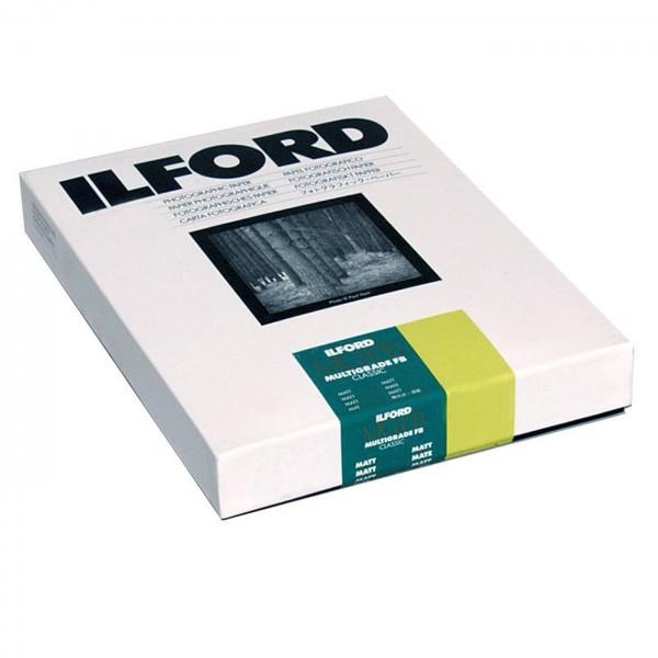 Ilford MG IV FB 5K 25Bl. 18x24 matt