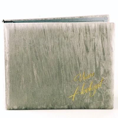 Goldbuch Hochzeits-Album grau, für Einlegeblätter