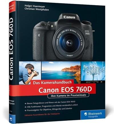Buch: Canon EOS 760D