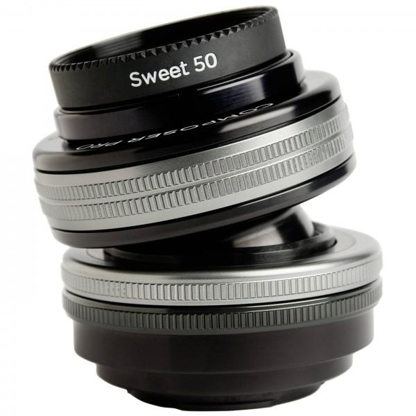 Lensbaby ComposerPro II Set+Sweet 50 Optik f.FujiX