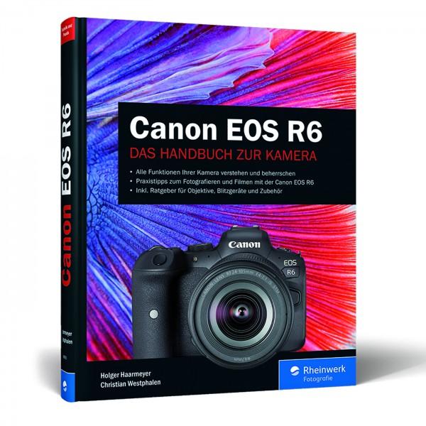 Buch: Canon EOS R6 - Das Handbuch zur Kamera