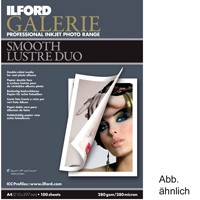 Ilford Galerie Semigloss Duo 250g., A4, 25 Bl.